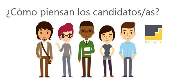 "EVENTO ""Como piensan los candidatos/as"""