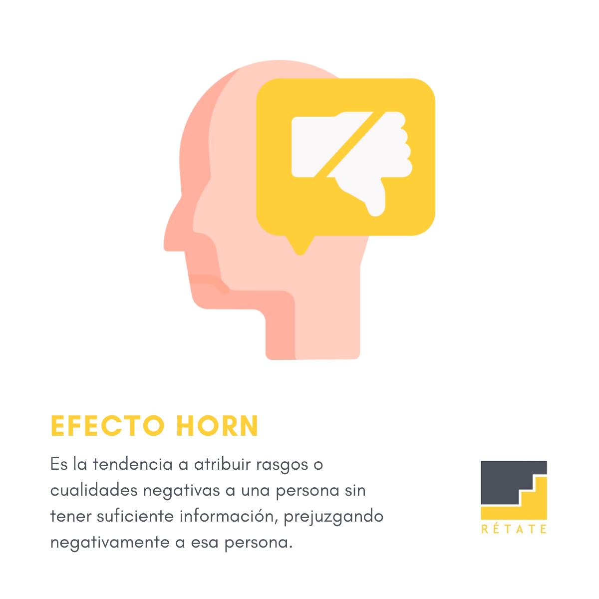 Efecto Horn
