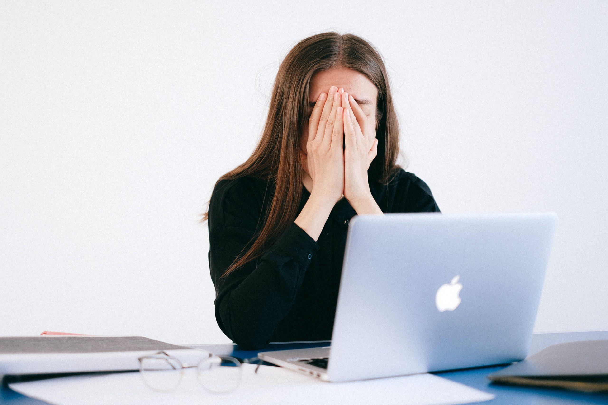 El estrés es el enemigo de la creatividad