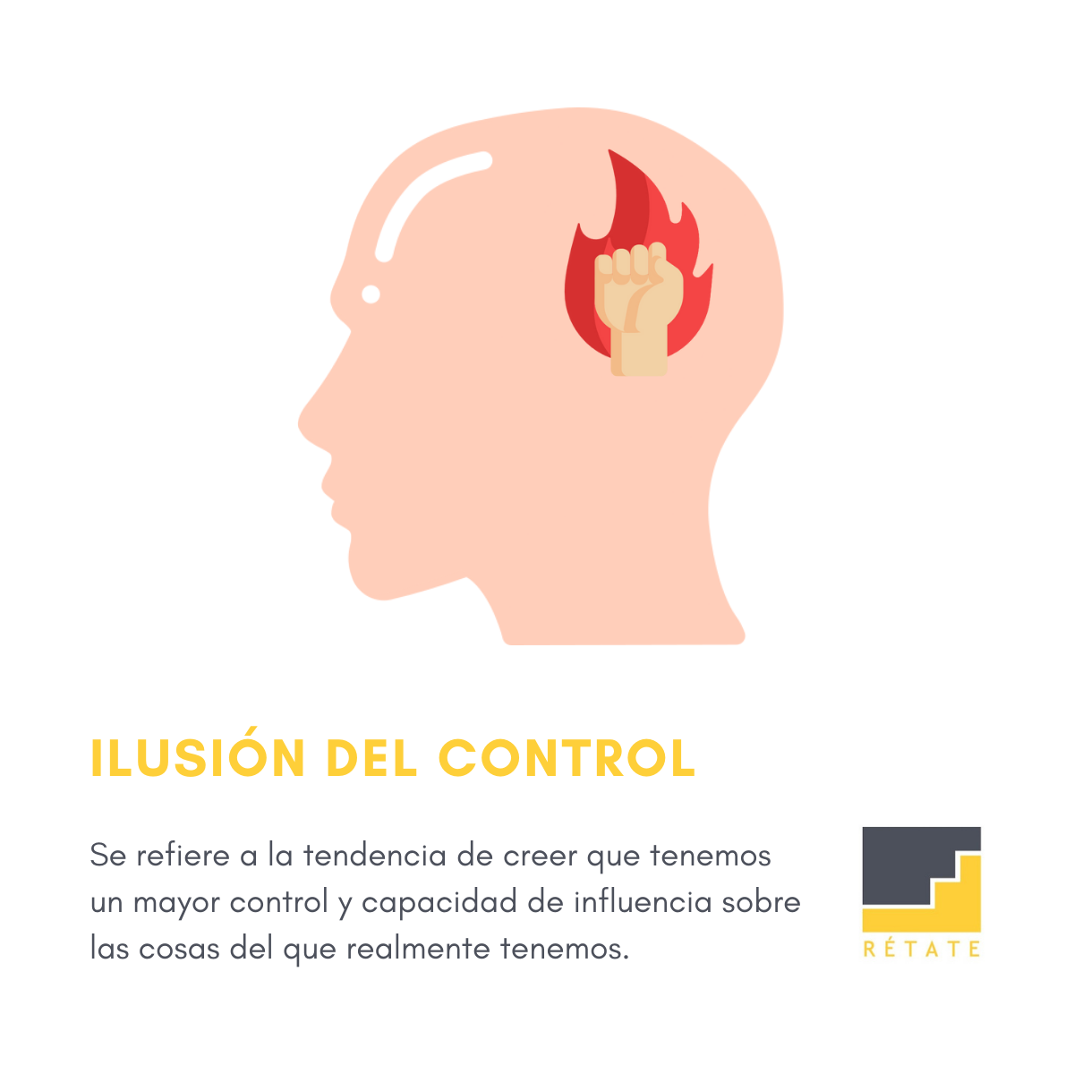 Ilusión del control